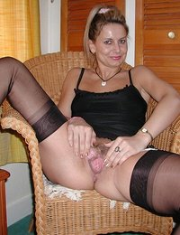 fancy them sexy mature babes