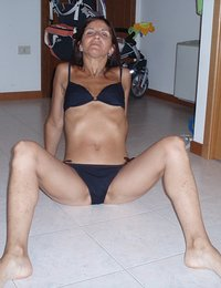 horny unlimited MILFs spread their legs